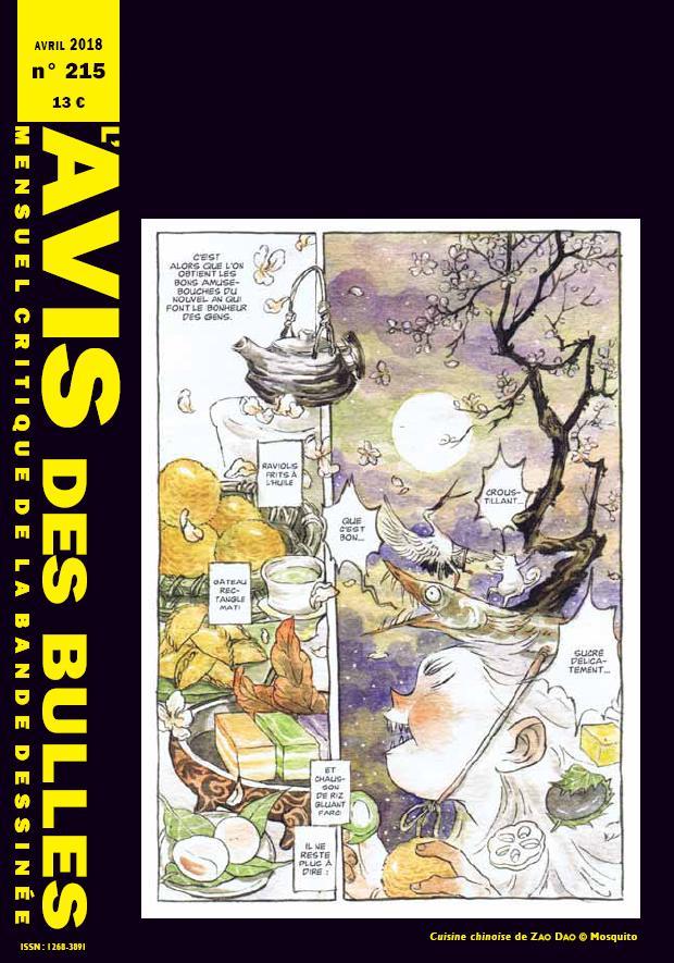 abonnement magazine bande dessinée